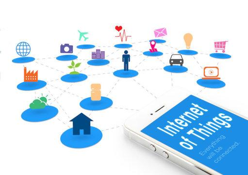 Internet of Things concept (stock image). Credit: © weedezign / Adobe Stock